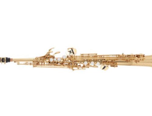 Sassofono soprano YAMAHA YSS 475-02