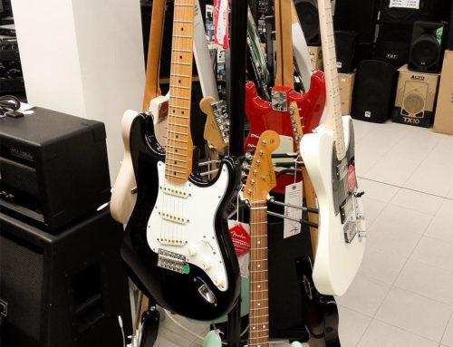 Concessionario autorizzato Fender USA