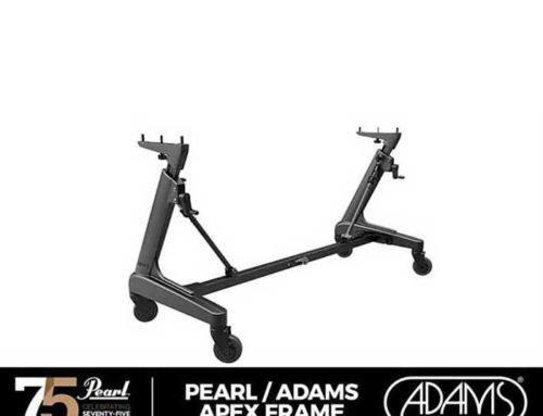 Nuove percussioni Adams Apex Frame